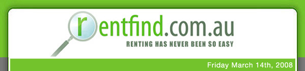 Dear $$firstname$$. WELCOME TO RENTFIND
